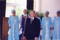 Наши учителя: заслуженный работник культуры Чувашской Республики, хоровой дирижёр и педагог Владимир Мочалов